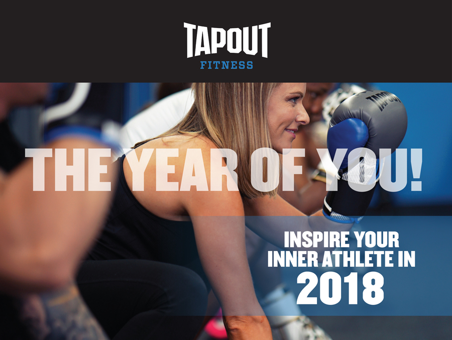 Tapout Fitness January Direct Mail